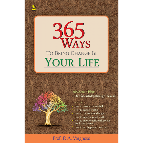 365 Way To Bring Change in Your Life