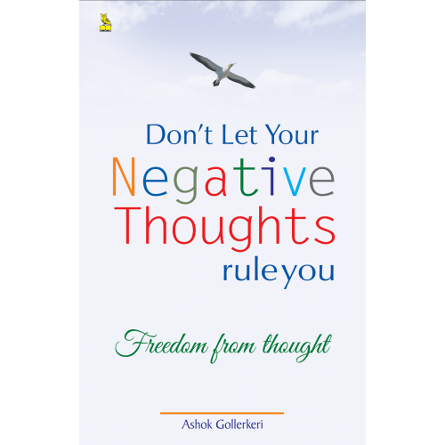 Don't Let your Negative Thought
