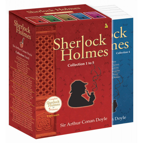 Sherlock Holmes - Set of Five Volumes